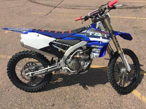 2016 Yamaha YZ450F for sale in Sioux Falls, SD