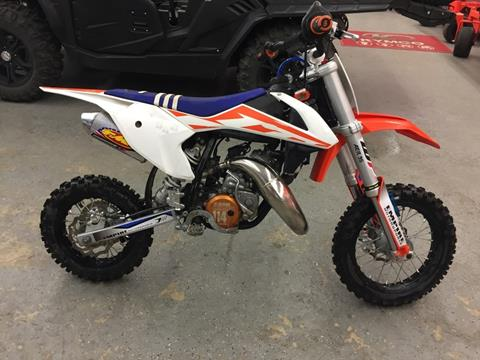2017 KTM 50 SX for sale in Sioux Falls, SD