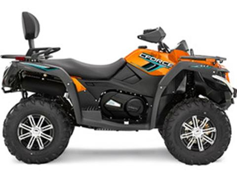 2017 CF Moto CFORCE 500 HO EPS for sale in Sioux Falls, SD