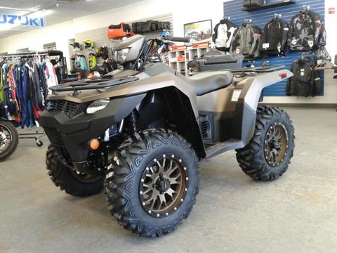 2019 Suzuki KingQuad 750AXi Power Steering for sale in Sioux Falls, SD