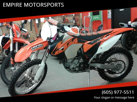 2013 KTM 250 XC-F for sale in Sioux Falls, SD