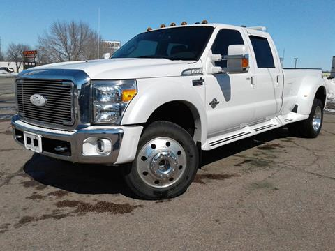 2016 Ford F-450 Super Duty for sale in Sioux Falls, SD