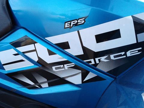 2017 CF Moto CFORCE 500S EPS