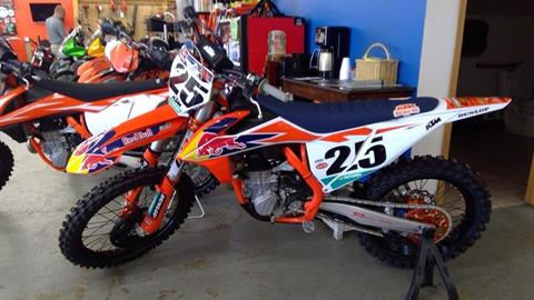 2019 KTM 450 SX-F Factory Edition for sale in Sioux Falls, SD