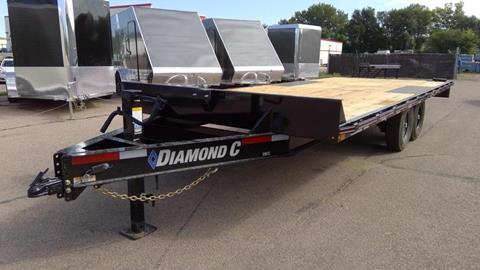 2020 Diamond C DEC207-L20X102 for sale in Sioux Falls, SD
