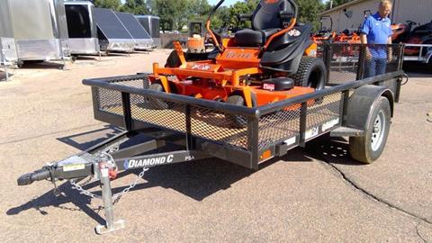 2020 Diamond C PSA135-L10X77 for sale in Sioux Falls, SD