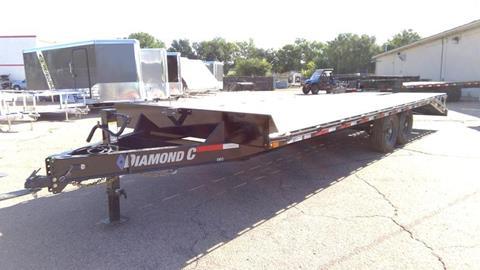 2020 Diamond C DEC207-L24X102 for sale in Sioux Falls, SD