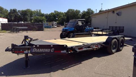 2019 Diamond C HDT207-L20X82 for sale in Sioux Falls, SD
