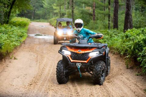 2020 CF Moto CForce 600 Touring