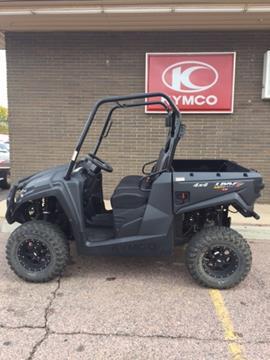 2016 Kymco UXV 450i Le