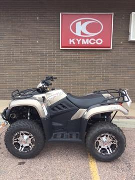 2016 Kymco MXU 450i Le
