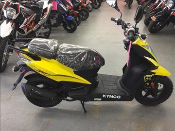 2017 Kymco Super 8 50X