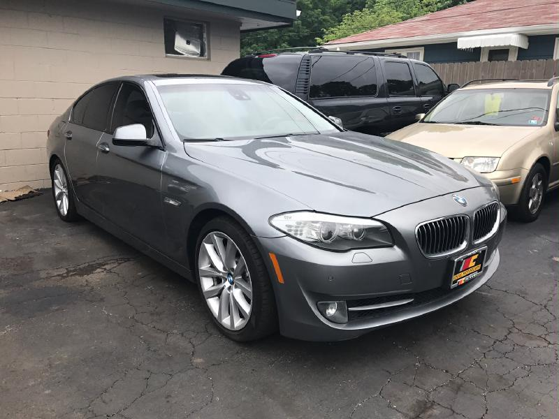 2011 BMW 5 Series for sale at Ideal Motorcars in Columbus OH