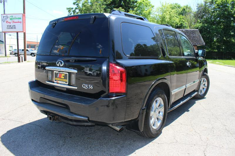 2007 Infiniti QX56 for sale at Ideal Motorcars in Columbus OH