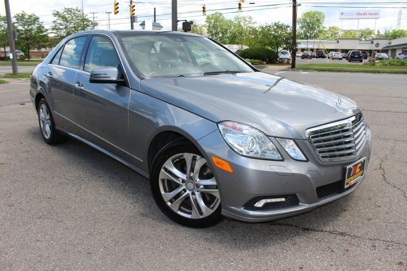 2010 Mercedes-Benz E-Class for sale at Ideal Motorcars in Columbus OH