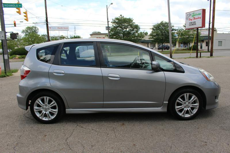 2010 Honda Fit for sale at Ideal Motorcars in Columbus OH