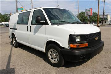 2012 Chevrolet Express Cargo for sale at Ideal Motorcars in Columbus OH