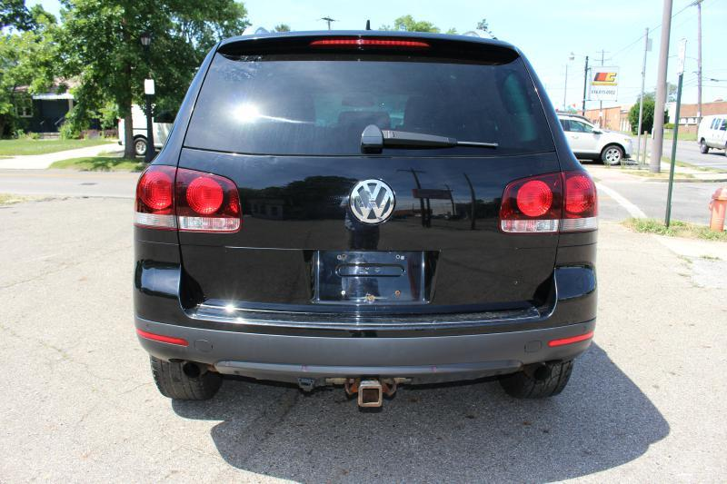 2008 Volkswagen Touareg 2 for sale at Ideal Motorcars in Columbus OH