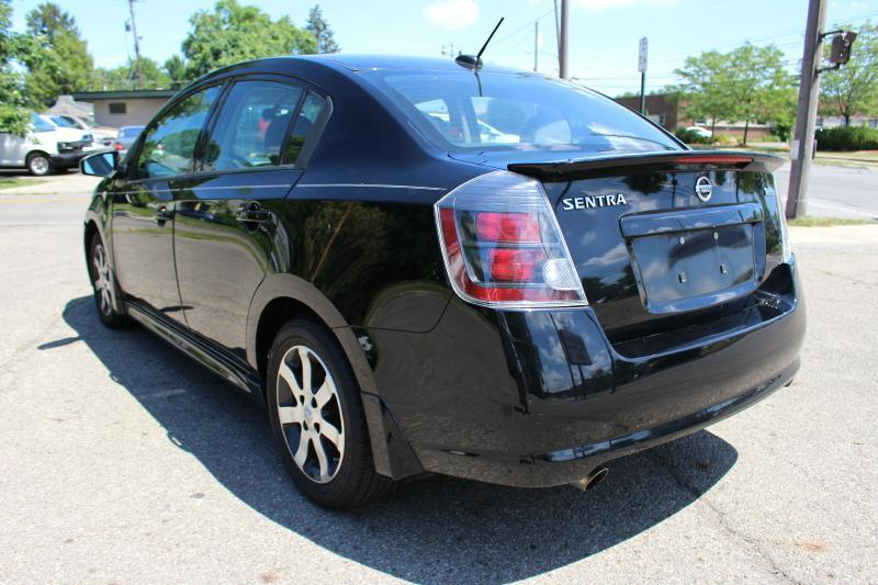 2012 Nissan Sentra for sale at Ideal Motorcars in Columbus OH
