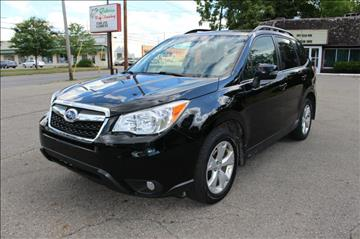 2014 Subaru Forester for sale at Ideal Motorcars in Columbus OH
