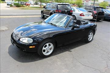 2000 Mazda MX-5 Miata for sale at Ideal Motorcars in Columbus OH