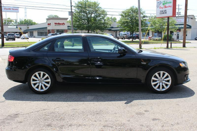 2012 Audi A4 for sale at Ideal Motorcars in Columbus OH