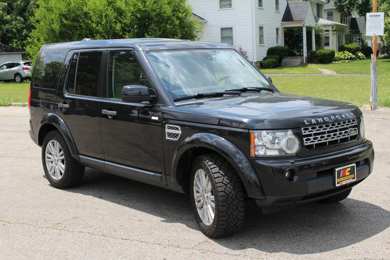 2010 Land Rover LR4 for sale at Ideal Motorcars in Columbus OH