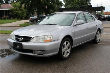 2003 Acura TL for sale at Ideal Motorcars in Columbus OH