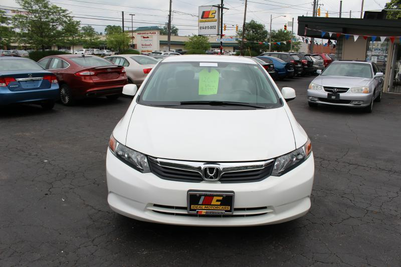 2012 Honda Civic for sale at Ideal Motorcars in Columbus OH
