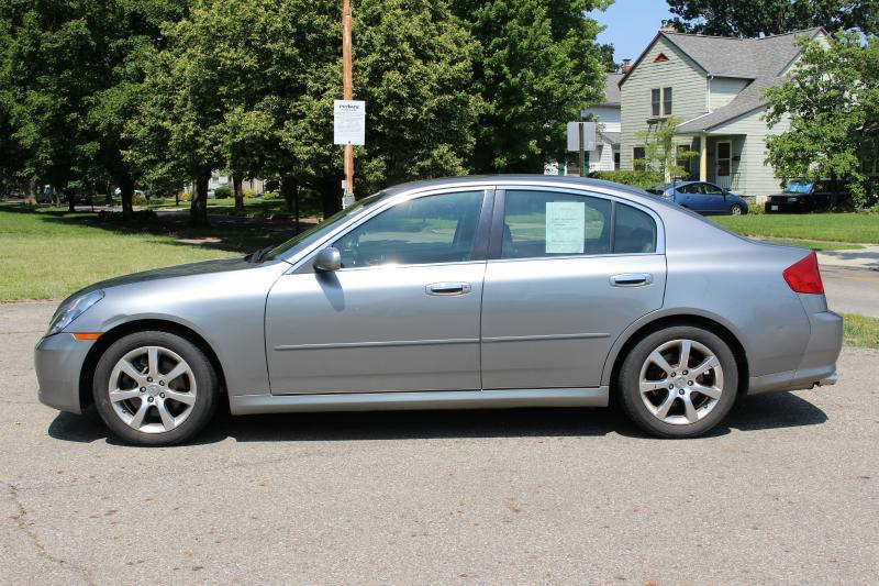 2006 Infiniti G35 for sale at Ideal Motorcars in Columbus OH