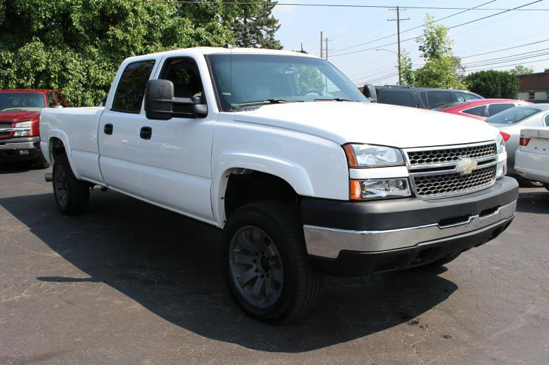 2005 Chevrolet Silverado 2500HD for sale at Ideal Motorcars in Columbus OH