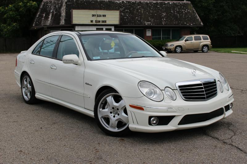 2007 Mercedes-Benz E-Class for sale at Ideal Motorcars in Columbus OH