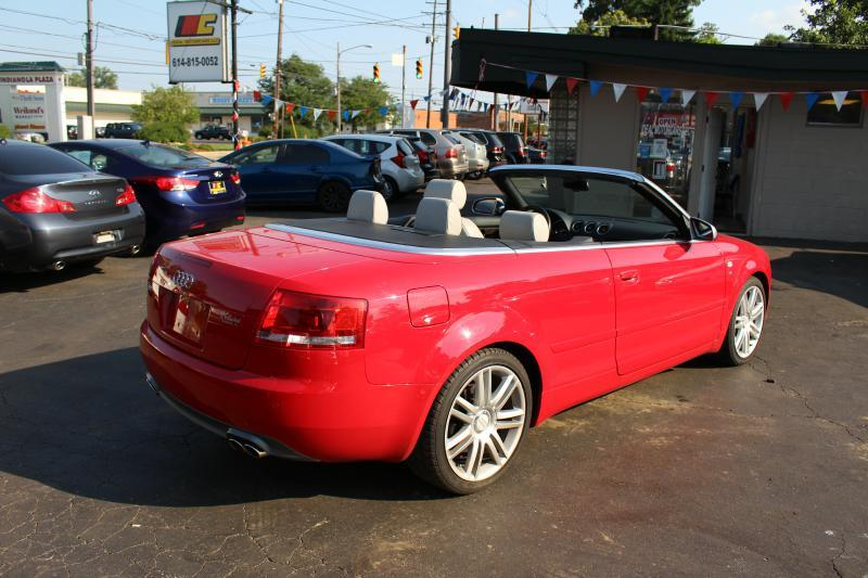 2007 Audi S4 for sale at Ideal Motorcars in Columbus OH