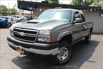 2006 Chevrolet Silverado 2500HD for sale at Ideal Motorcars in Columbus OH