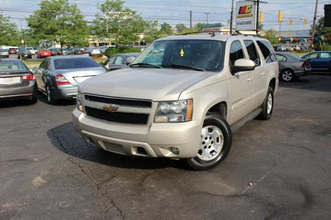 2007 Chevrolet Suburban for sale at Ideal Motorcars in Columbus OH