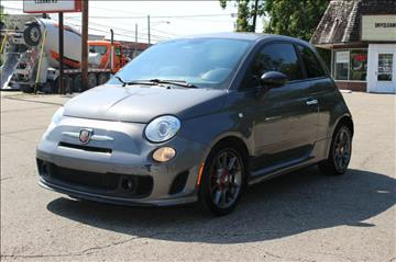 2012 FIAT 500 for sale at Ideal Motorcars in Columbus OH