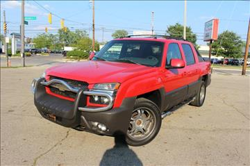 2004 Chevrolet Avalanche for sale at Ideal Motorcars in Columbus OH