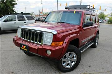 2006 Jeep Commander for sale in Columbus, OH