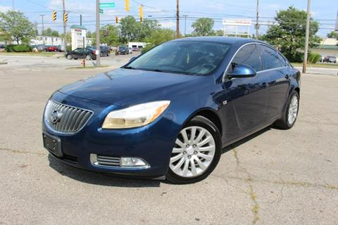 2011 Buick Regal for sale at Ideal Motorcars in Columbus OH