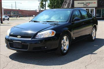 2006 Chevrolet Impala for sale at Ideal Motorcars in Columbus OH
