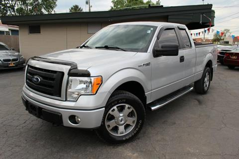 2010 Ford F-150 for sale at Ideal Motorcars in Columbus OH