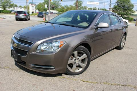 2011 Chevrolet Malibu for sale at Ideal Motorcars in Columbus OH