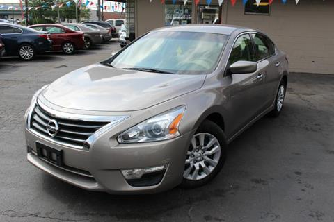 2014 Nissan Altima for sale at Ideal Motorcars in Columbus OH