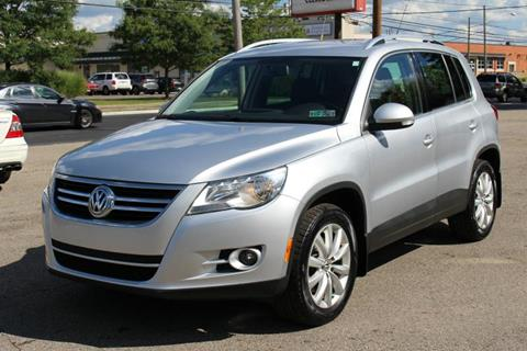 2011 Volkswagen Tiguan for sale in Columbus, OH