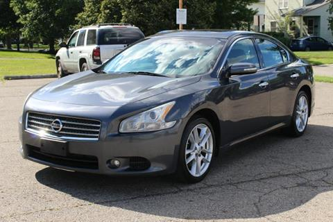 2009 Nissan Maxima for sale at Ideal Motorcars in Columbus OH