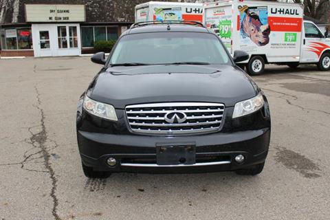 2008 Infiniti FX35 for sale in Columbus, OH