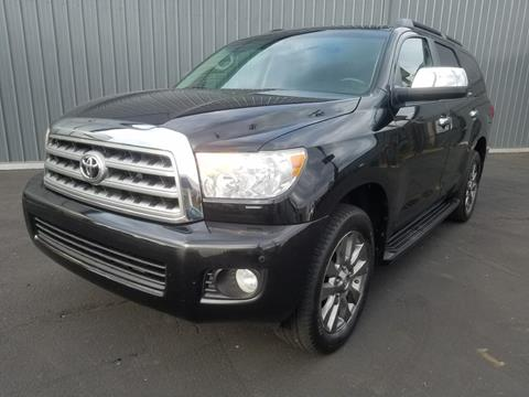 2008 Toyota Sequoia for sale in Columbus, OH