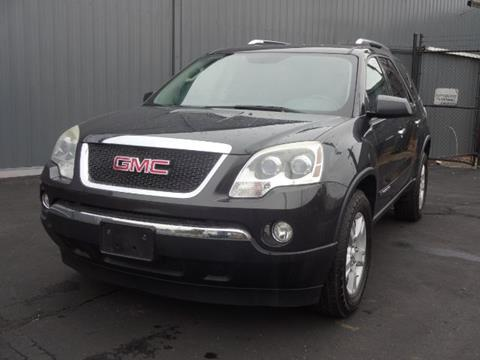 2007 GMC Acadia for sale in Columbus, OH