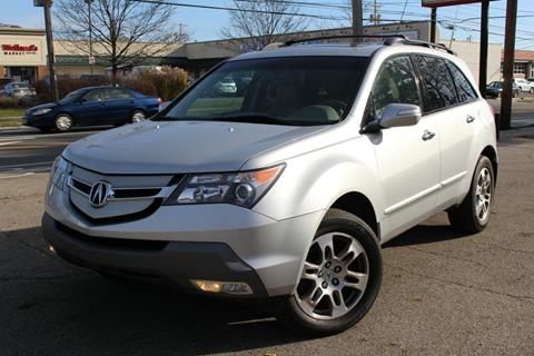 2009 Acura MDX for sale in Columbus, OH