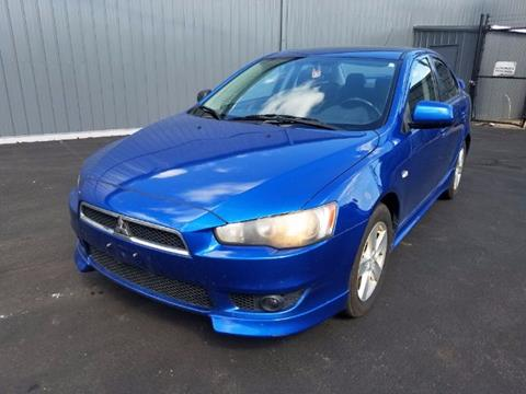 2009 Mitsubishi Lancer for sale at Ideal Motorcars in Columbus OH